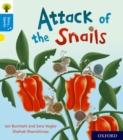 Oxford Reading Tree Story Sparks: Oxford Level 3: Attack of the Snails - Book