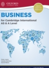 Business for Cambridge International AS & A Level - eBook