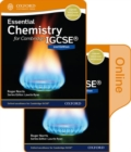 Essential Chemistry for Cambridge IGCSE (R) Print and Online Student Book Pack : Second Edition - Book