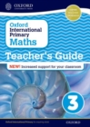 Oxford International Primary Maths: Stage 3: Teacher's Guide 3 - Book
