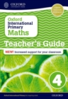 Oxford International Primary Maths: Stage 4: Teacher's Guide 4 - Book