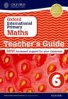 Oxford International Primary Maths: Stage 6: Teacher's Guide 6 - Book