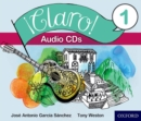 !Claro! 1 Audio CDs - Book