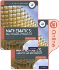 Oxford IB Diploma Programme: IB Mathematics: analysis and approaches, Standard Level, Print and Enhanced Online Course Book Pack - Book