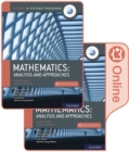 Oxford IB Diploma Programme: IB Mathematics: analysis and approaches, Higher Level, Print and Enhanced Online Course Book Pack - Book