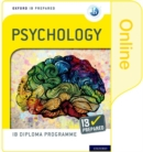 Oxford IB Diploma Programme: IB Prepared: Psychology (Online) - Book
