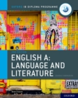 IB English A: Language and Literature Course Book - Book