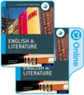 IB English A: Literature Print and Online Course Book Pack - Book