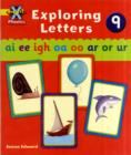 Project X Phonics: Yellow Exploring Letters 9 - Book