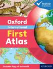Oxford International First Atlas (2011) - Book