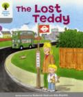 Oxford Reading Tree: Level 1: Wordless Stories A: Lost Teddy - Book