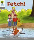 Oxford Reading Tree: Level 1: Wordless Stories B: Fetch - Book
