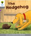 Oxford Reading Tree: Level 1: Wordless Stories B: Hedgehog - Book