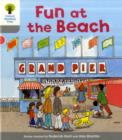 Oxford Reading Tree: Level 1: First Words: Fun at the Beach - Book