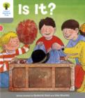 Oxford Reading Tree: Level 1: More First Words: Who Is It? - Book