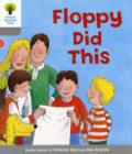 Oxford Reading Tree: Level 1: More First Words: Floppy Did - Book