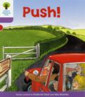 Oxford Reading Tree: Level 1+: Patterned Stories: Push! - Book