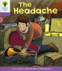 Oxford Reading Tree: Level 1+: Patterned Stories: Headache - Book