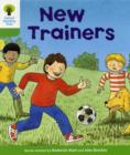Oxford Reading Tree: Level 2: Stories: New Trainers - Book