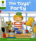Oxford Reading Tree: Level 2: Stories: The Toys' Party - Book