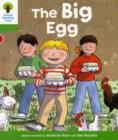 Oxford Reading Tree: Level 2: First Sentences: The Big Egg - Book