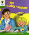Oxford Reading Tree: Level 2: More Stories A: The Baby-sitter - Book