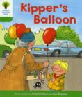 Oxford Reading Tree: Level 2: More Stories A: Kipper's Balloon - Book