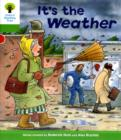 Oxford Reading Tree: Level 2: Patterned Stories: It's the Weather - Book