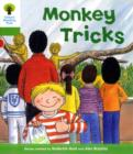 Oxford Reading Tree: Level 2: Patterned Stories: Monkey Tricks - Book