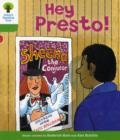 Oxford Reading Tree: Level 2: Patterned Stories: Hey Presto! - Book