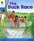 Oxford Reading Tree: Level 3: First Sentences: The Duck Race - Book