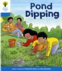 Oxford Reading Tree: Level 3: First Sentences: Pond Dipping - Book
