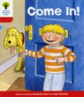 Oxford Reading Tree: Level 4: Stories: Come In! - Book