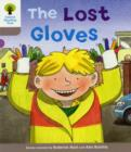 Oxford Reading Tree: Level 1: Decode and Develop: The Lost Gloves - Book