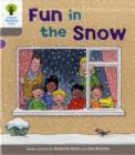 Oxford Reading Tree: Level 1: Decode and Develop: Fun in the Snow - Book