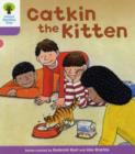Oxford Reading Tree: Level 1+: Decode and Develop: Catkin the Kitten - Book