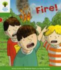Oxford Reading Tree: Level 2: Decode and Develop: Fire! - Book