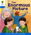 Oxford Reading Tree: Level 3: Decode and Develop: The Enormous Picture - Book
