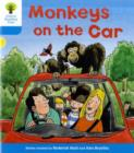 Oxford Reading Tree: Level 3: Decode and Develop: Monkeys on the Car - Book