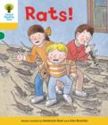 Oxford Reading Tree: Level 5: Decode and Develop Rats! - Book