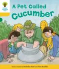 Oxford Reading Tree: Level 5: Decode and Develop a Pet Called Cucumber - Book