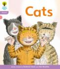 Oxford Reading Tree: Level 1+: Floppy's Phonics Fiction: Cats - Book