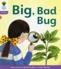 Oxford Reading Tree: Level 1+: Floppy's Phonics Fiction: Big, Bad Bug! - Book