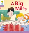 Oxford Reading Tree: Level 1+: Floppy's Phonics Fiction: A Big Mess - Book