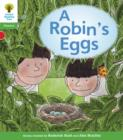 Oxford Reading Tree: Level 2: Floppy's Phonics Fiction: A Robin's Eggs - Book
