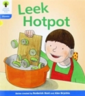 Oxford Reading Tree: Level 3: Floppy's Phonics Fiction: Leek Hotpot - Book