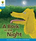Oxford Reading Tree: Level 3: Floppy's Phonics Fiction: A Bark in the Night - Book