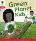 Oxford Reading Tree: Level 4: Floppy's Phonics Fiction: Green Planet Kids - Book