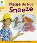 Oxford Reading Tree: Level 5: Floppy's Phonics Fiction: Please Do Not Sneeze - Book