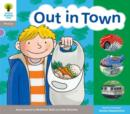 Oxford Reading Tree: Level 1: Floppy's Phonics: Sounds and Letters: Out in Town - Book